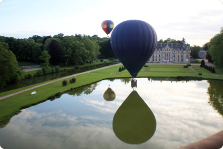 Hotairballoon-Chateau-Esclimont