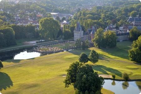 Hotairballoon-Chateau-De-Maintenon