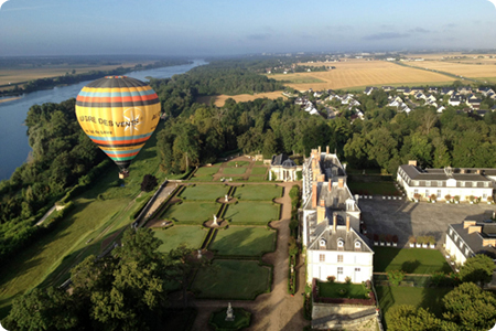 Hotairballoon-Loire-Valley